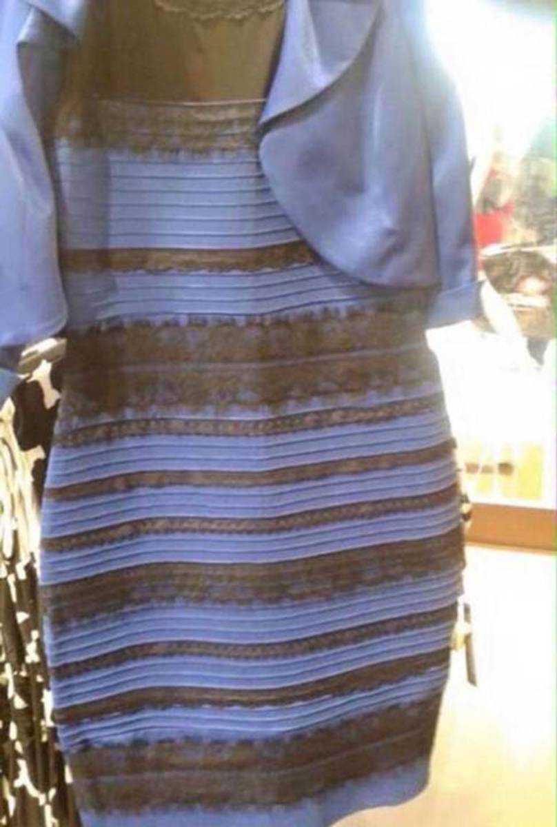 Ser du svart/blå eller guld/vit? Ser du knivskarp humor eller obegripligt trams? Internet har delats i två läger efter att en kvinna lade upp den här klänningen på Twitter. På liknande sätt har Filippa Barks humorinslag blivit en vattendelare.