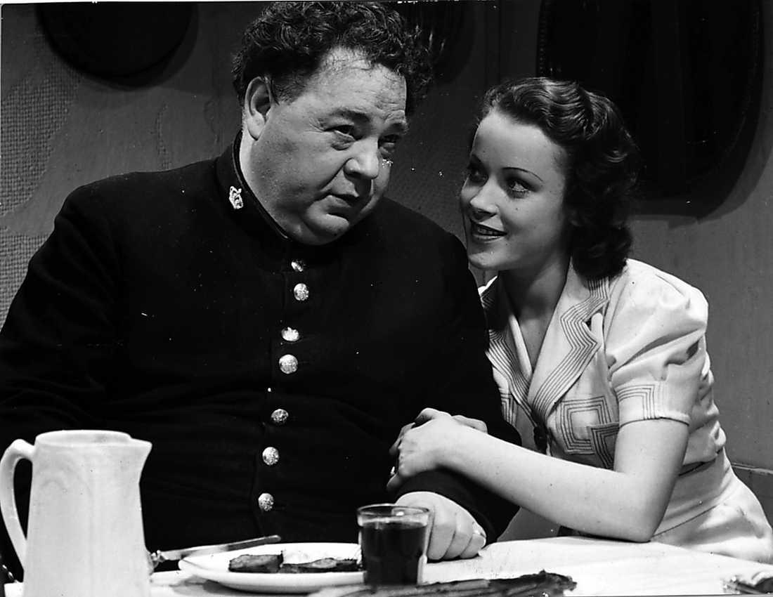 SKANÖR-FALSTERBO Film från 1939 med Edvard Persson.
