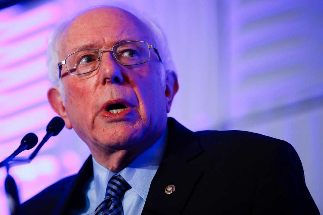 Bernie Sanders får kritik för Kubauttalanden.