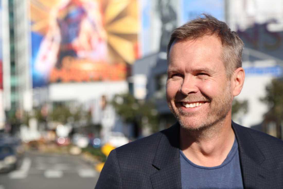 Per Blankens lämnar Los Angeles och jobbet på amerikanska Skam för att ta över Idol i Sverige.