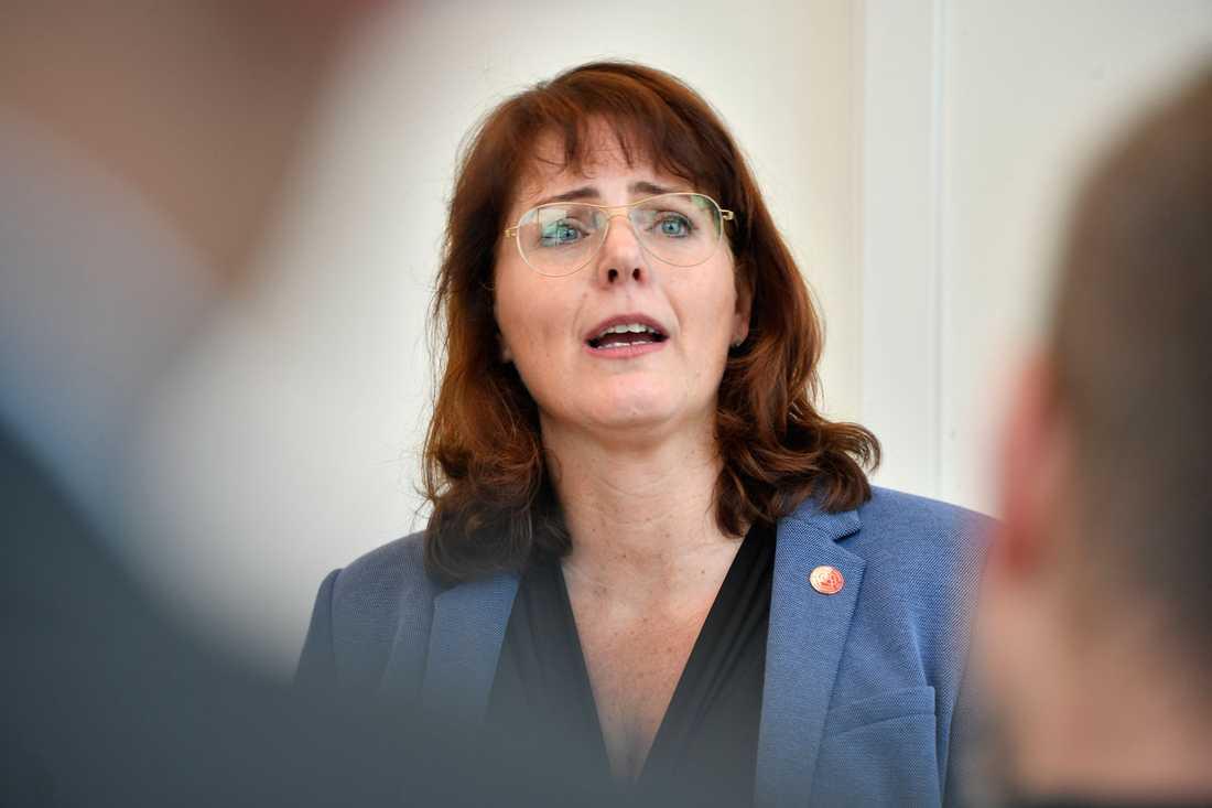 Ebba Östlin, Socialdemokraterna Botkyrka.