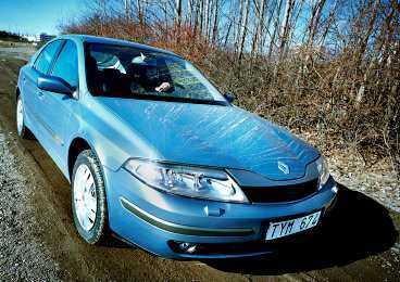 Renault Laguna hade flest fel i Motormännens nybilsenkät.