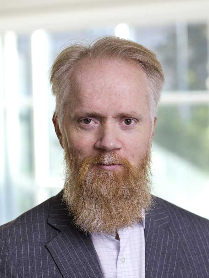 Statsvetaren Johan Martinsson, föreståndare för SOM-institutet vid Göteborgs universitet.