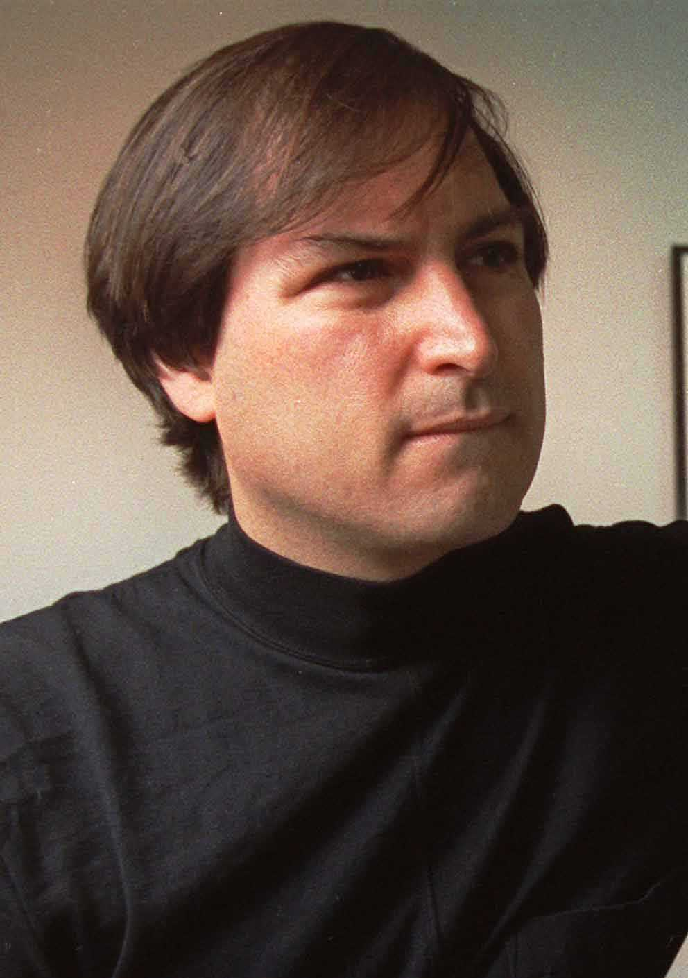 Ung Steve Jobs 1993.