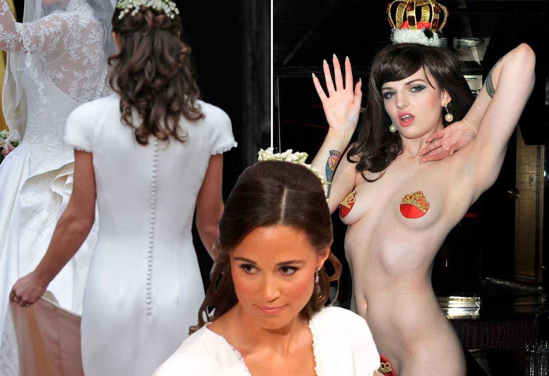 Kate Middleton har skakats av skandaler orsakade av släktingar förut. Hennes syster Pippa stal showen på bröllopet med sin rumpa, och Katrina Darling klädde sig i bara mässingen under en stripshow på en pub kort efter att släktskapet blivit känt i medierna.