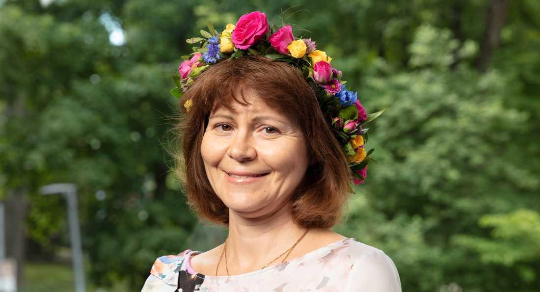 Victoria Borisova-Ollas.