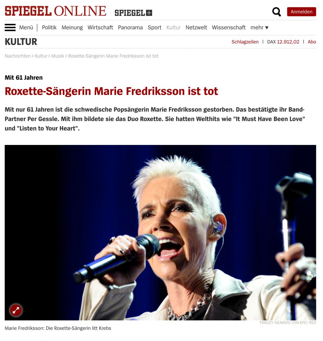 Tyska Der Spiegel.