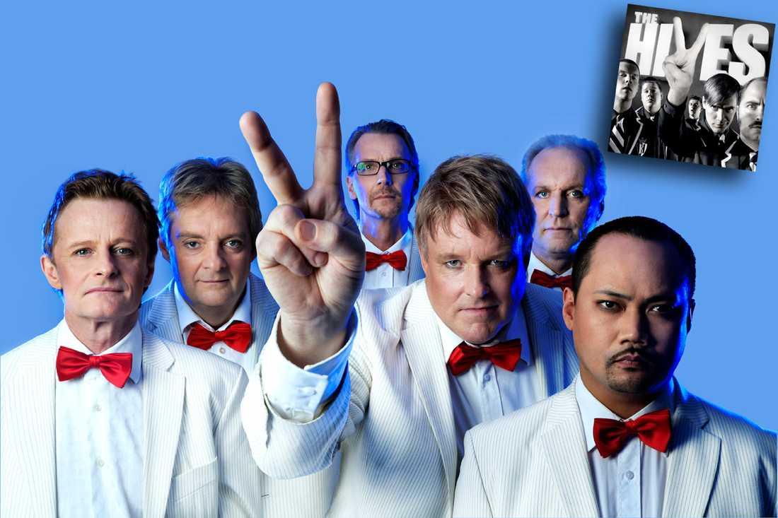 2007 Trots framgångarna i USA var det inte punkrockarna i The Hives som sålde flest skivor i Sverige. Utan Thorleifs.