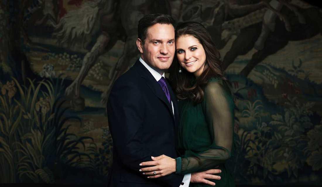 Den stora dagen närmar sig Prinsessan Madeleine och finansmannen Chris O'Neill gifter sig i Slottskyrkan den 8 juni.