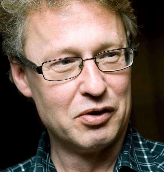 Joakim Larsson, bror till författaren Stieg Larsson.