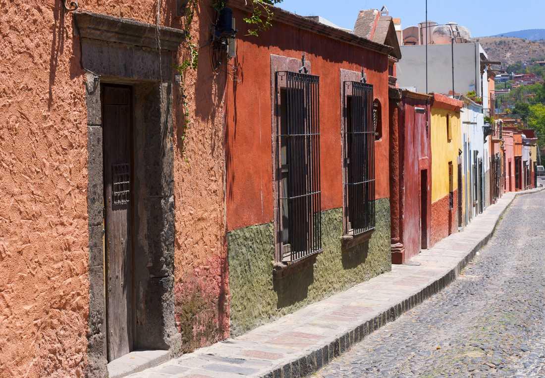 8. SAN MIGUEL DE ALLENDE, MEXIKO
