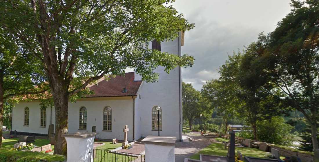 Härryda kyrka.