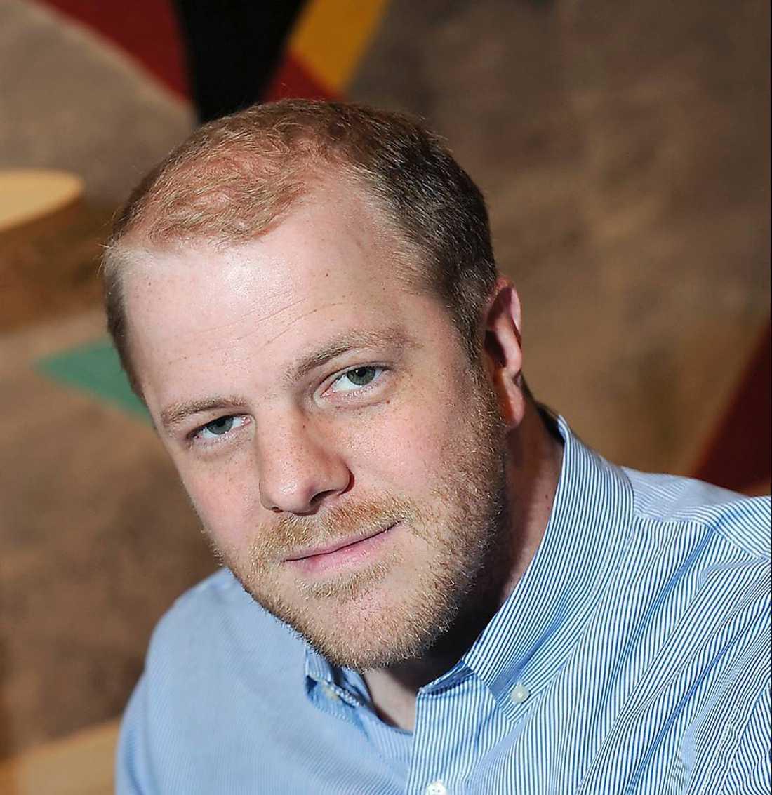 Martin Gelin (född 1978), journalist och författare.