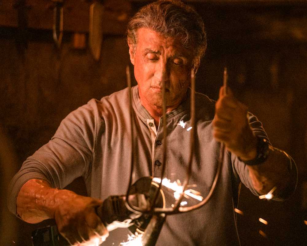 """När Stallone gjorde första """"Rambo"""" ville ingen ha den. Nu är den femte filmen ute om den gamle Vietnam-veteranen."""