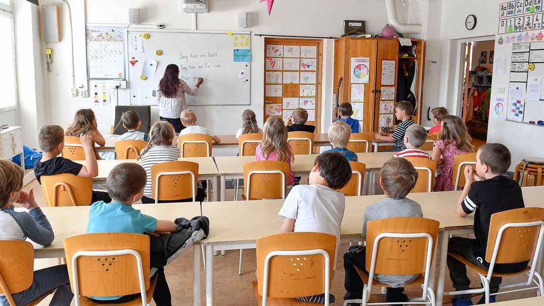 Uppsala placerar sig på plats 216 i Lärarförbundets skolrankning.