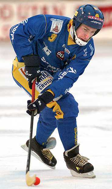 27 mål återstår innan Obuhov går om Faluns store man Bernt Ericsson i alla tiders skytteliga.