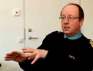 Polismästare Matz Larsson trodde på jämställdheten. Hans efterträdare har andra visioner.