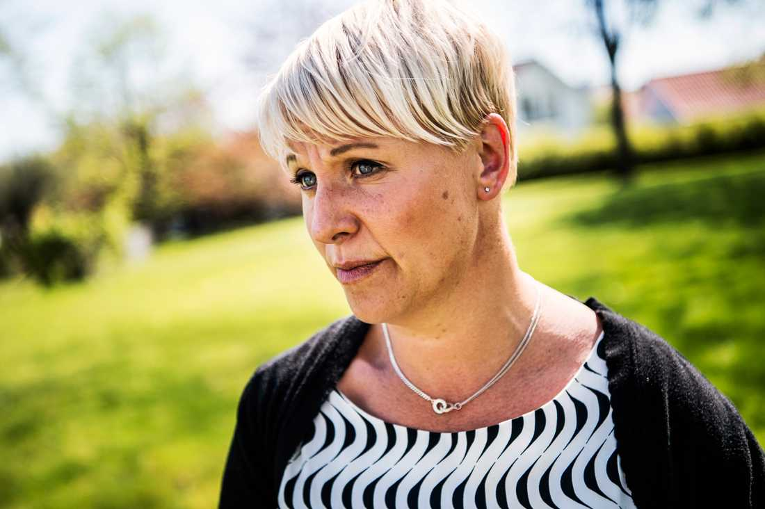 Anna Tenje, moderat kommunalråd i Växjö.