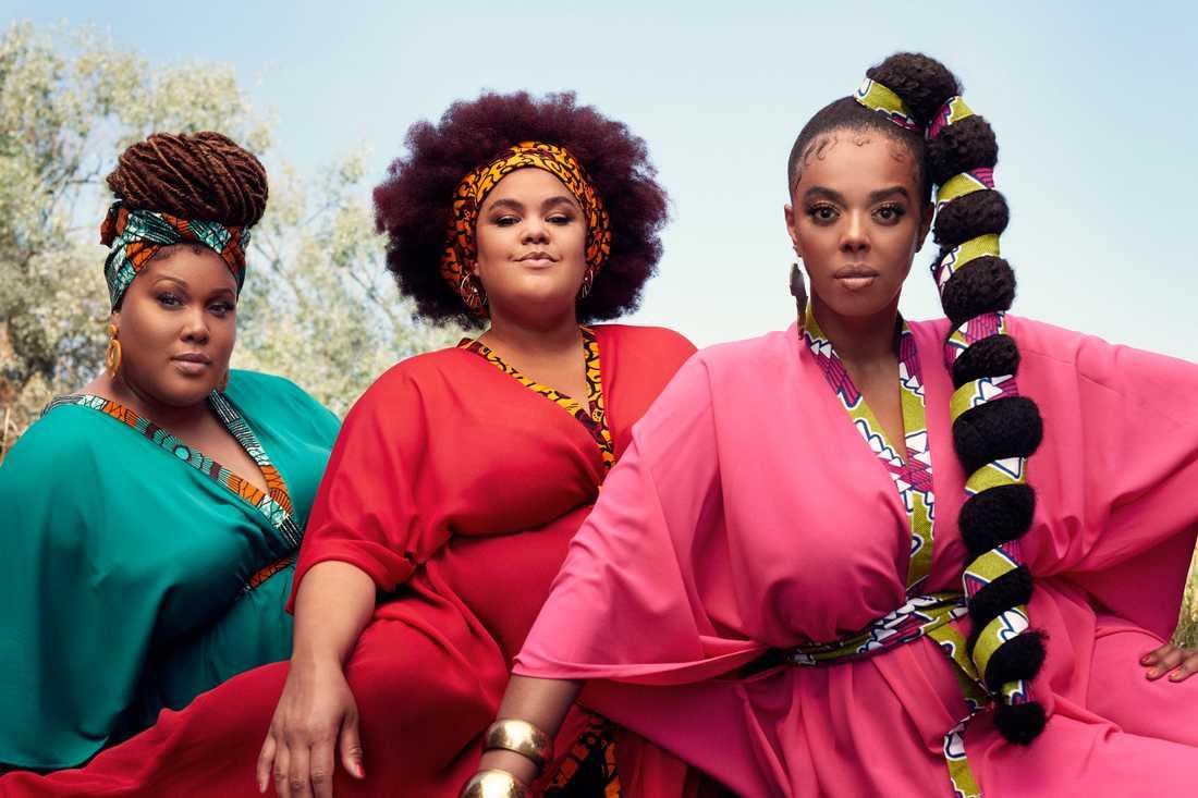 Rent sångmässigt spelar The Mamas i en egen liga. Musiken har mer att jobba på.