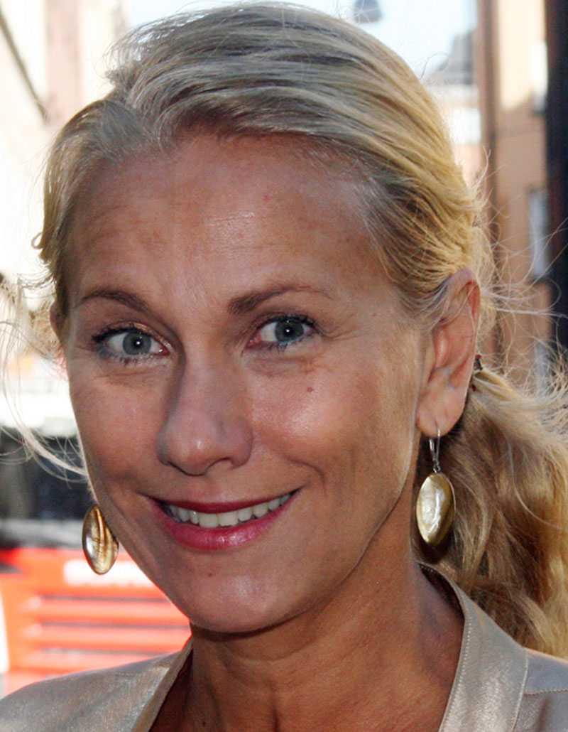 Johanna Graf, oppositionsråd i Solna.