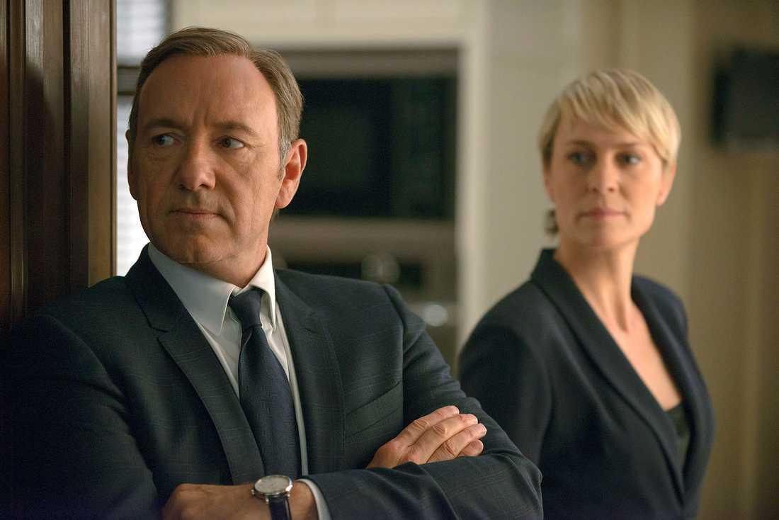 "Björklund gillar politiker-dramat ""House of Cards""."