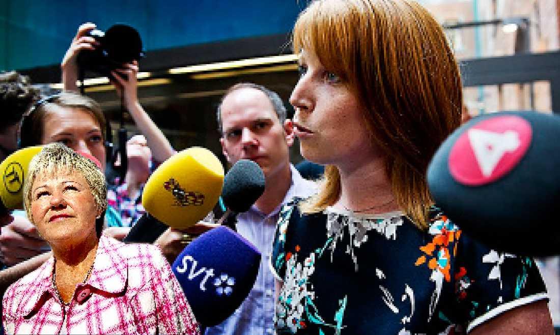 Gjorde rätt Christina Lugnet har fått städa ur sitt tjänsterum, och Annie Lööf har gjort det enda politiskt möjliga efter Dagens Nyheters avslöjande. Ingen minister kan i längden vara förknippad med chokladprovning för skattepengar. Men det som återstår nu är betydligt svårare.