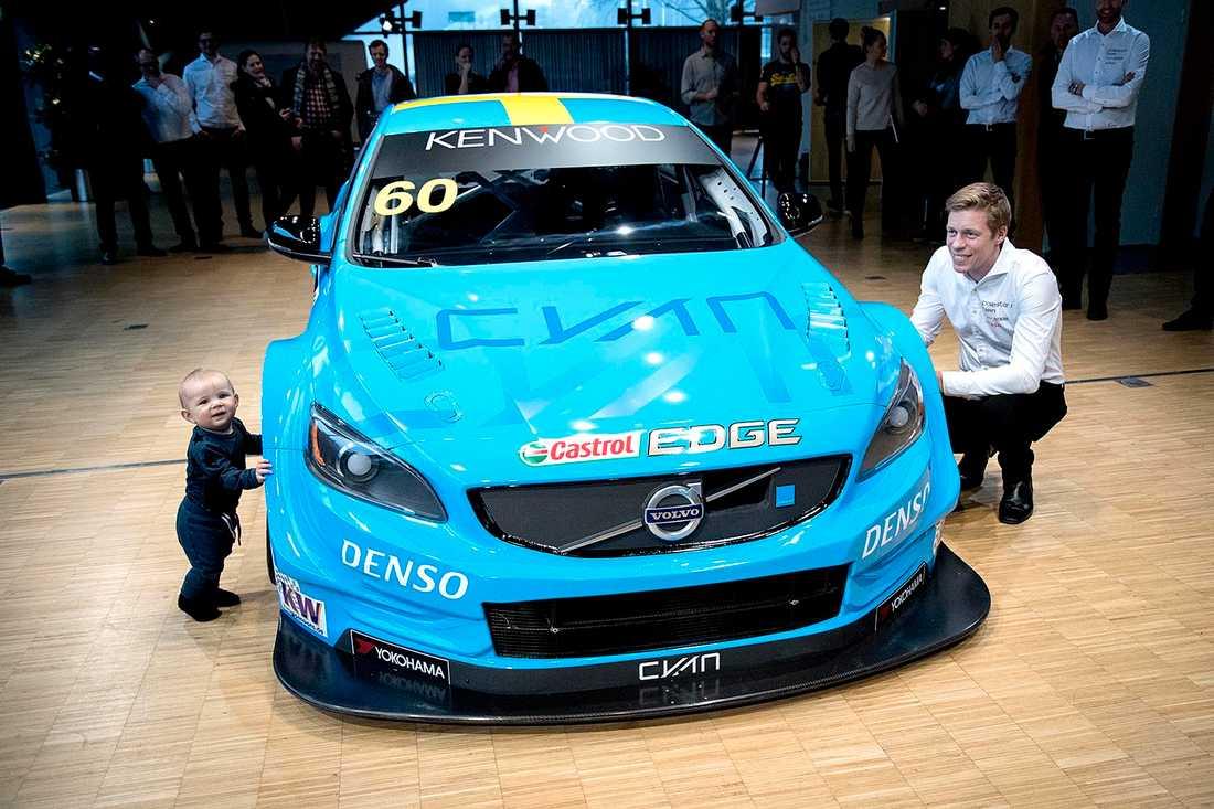 Volvo Polestar ska lansera elbilar i eget namn berättade företaget på onsdagen.