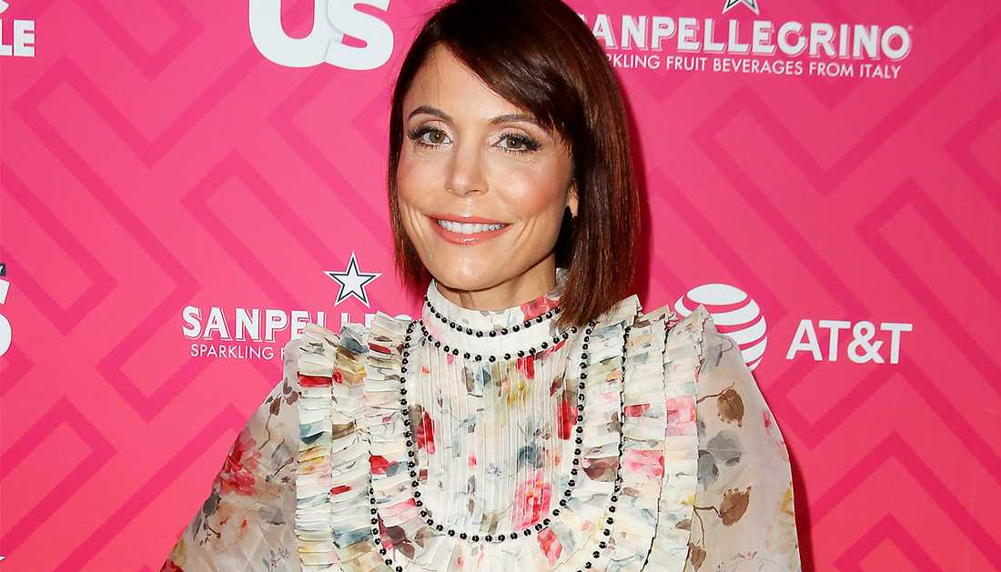 "Bethenny Frankel slog igenom 2008 i ""The real housewives of New York City""."