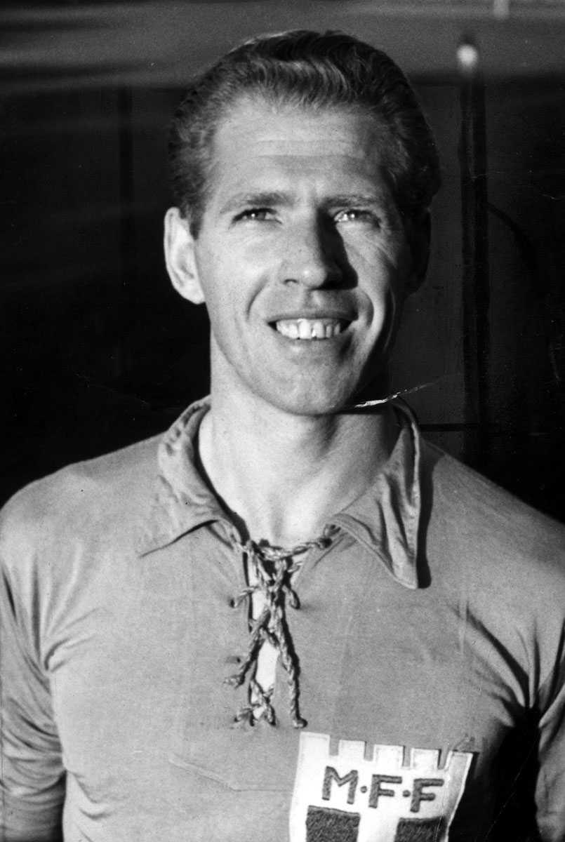 1950: Erik Nilsson, Malmö FF
