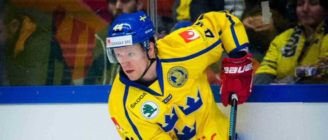 Nicklas Danielsson.