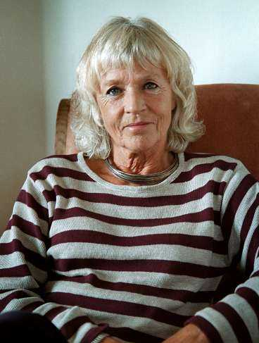 Monica Mörlid, psykoterapeut.