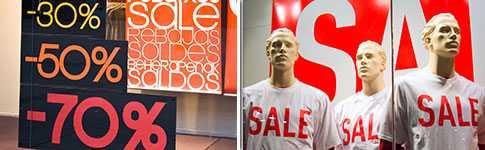 Butiker använder lockpriser för att vi ska vallfärda till köptemplen, och det gör vi entusiastiskt.