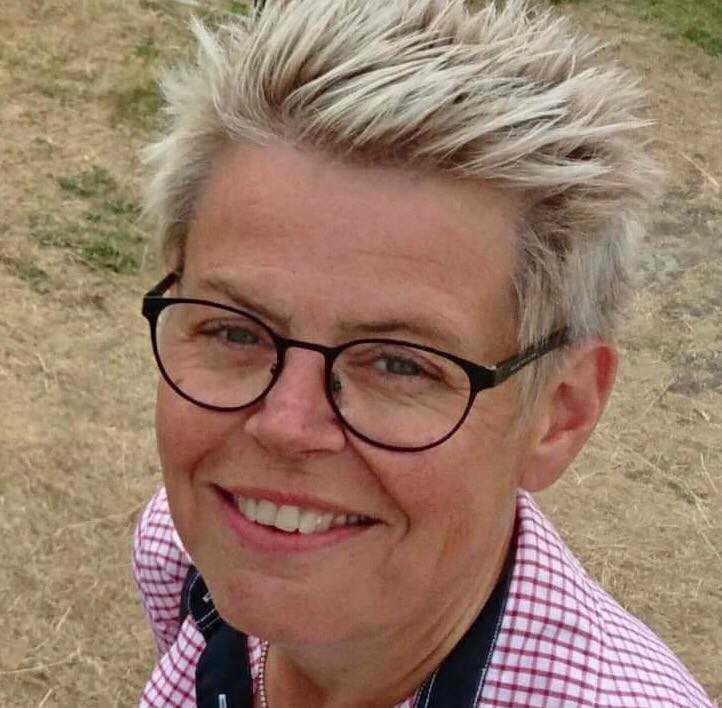 Susanne Enell driver Ica Supermarket Lejonet i Åmål.