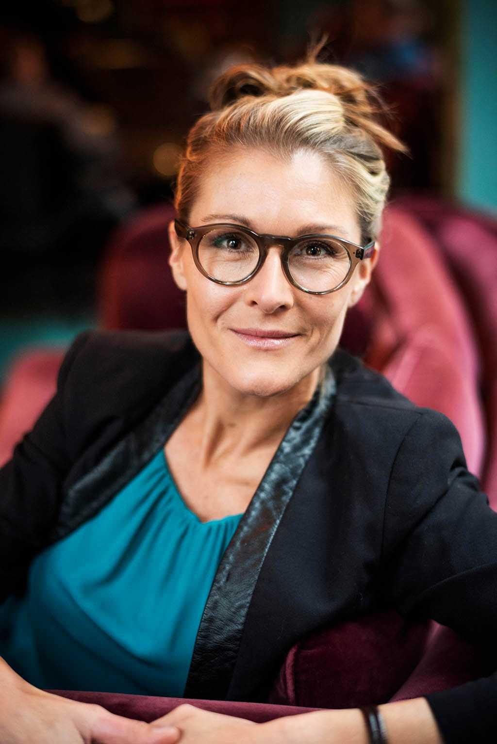 Lotta Borg Skoglund.