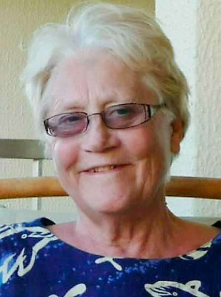 Birgitta Lundström.