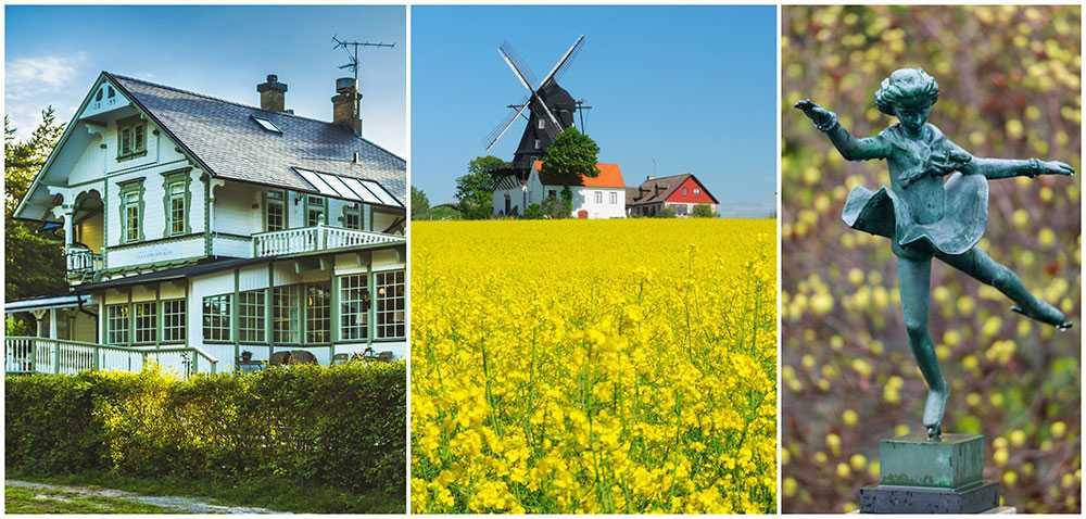 I Skåne kan du uppleva lantliv, storstad, slott, kultur och allt där emellan.