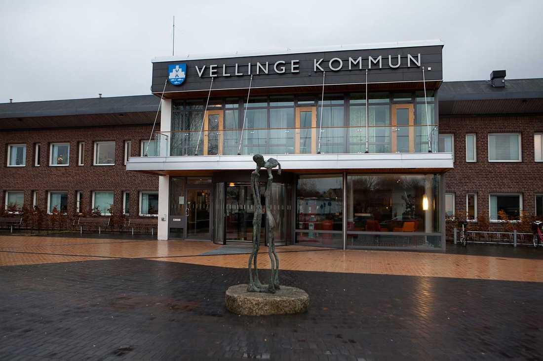Moderatstyrda Vellinge tar emot minst asylsökande. Kommunen har 34 110 invånare, men antalet asylsökande är bara elva stycken.
