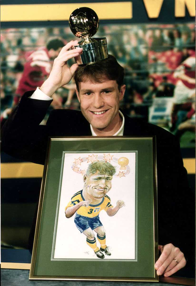 1992: Jan Eriksson, Kaiserslautern