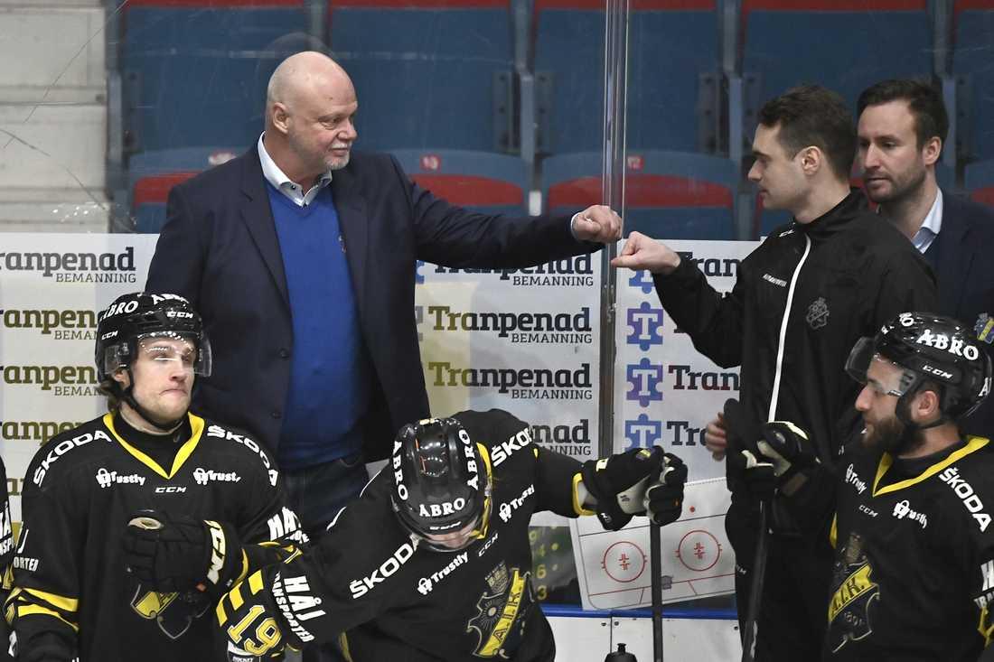 AIK:s tränare Roger Melin blev en vinnare i comebacken med AIK.