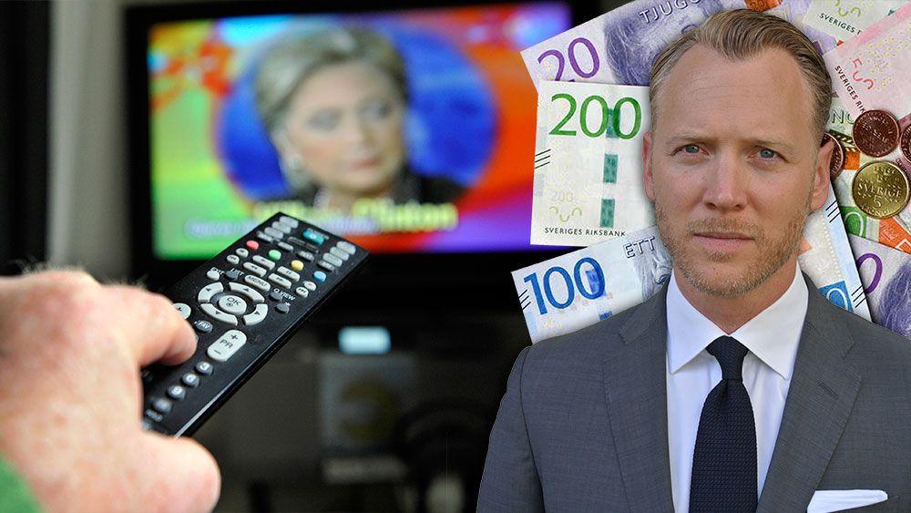 De som vill använda skattebetalarnas pengar för att finansiera konkurrenter till privata medier och tvivelaktiga underhållningsprogram måste bevisa att pengarna gör bättre nytta där än i välfärdens kärna, skriver Christian Ekström, vd för Skattebetalarna.
