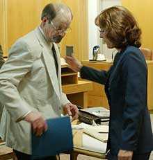 – Jag satte projektnummer på dem, berättade 60-årige Dennis Rader för domstolen i Wichita på måndagen.