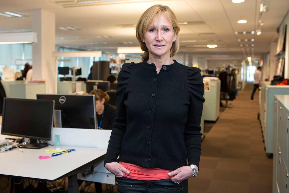 Karin Nelsson, analyschef på Inizio.