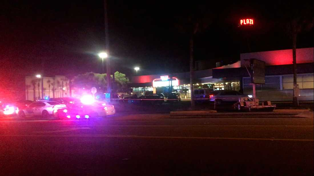 Här i Orlando, Florida, ägde skjutningen rum – efter Christina Grimmies konsert.