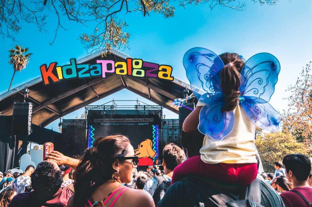 I sommar kommer musikälskande föräldrar kunna njuta av en av världens största festivaler tillsammans med sina barn.