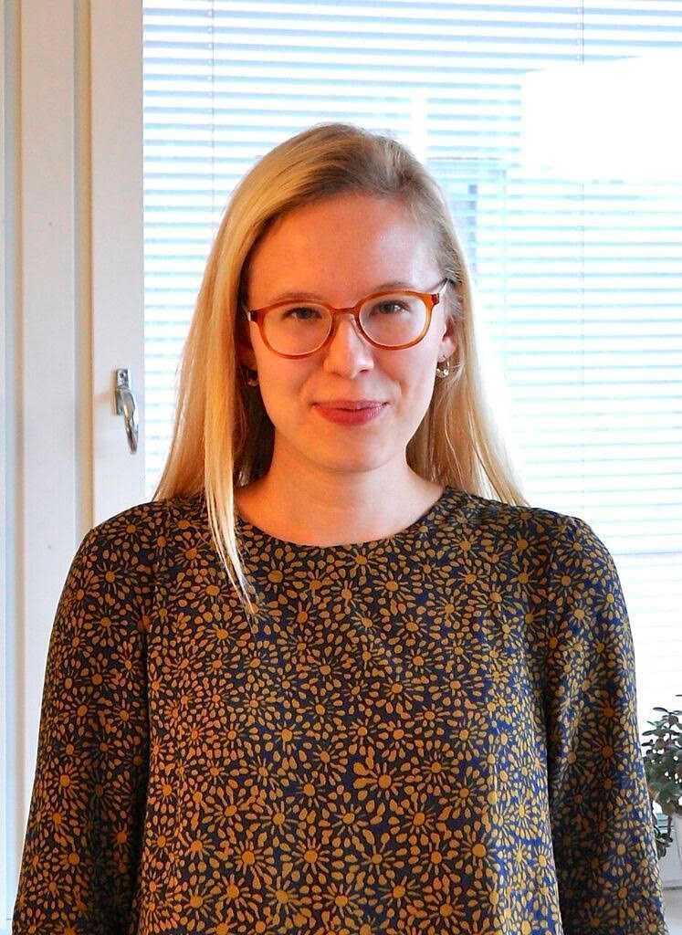 Vera Maria Olsson avgår som språkrör för Gröna studenter, Stockholmsregionen.