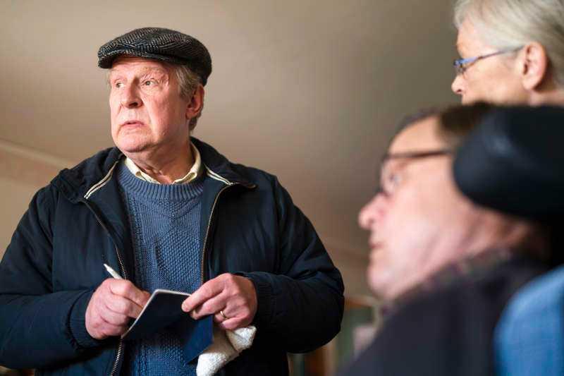 """Rolf Lassgård har huvudrollen i """"En man som heter Ove""""."""
