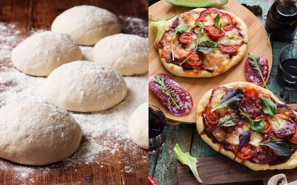 Pizzadeg – så lyckas du med din egen pizza