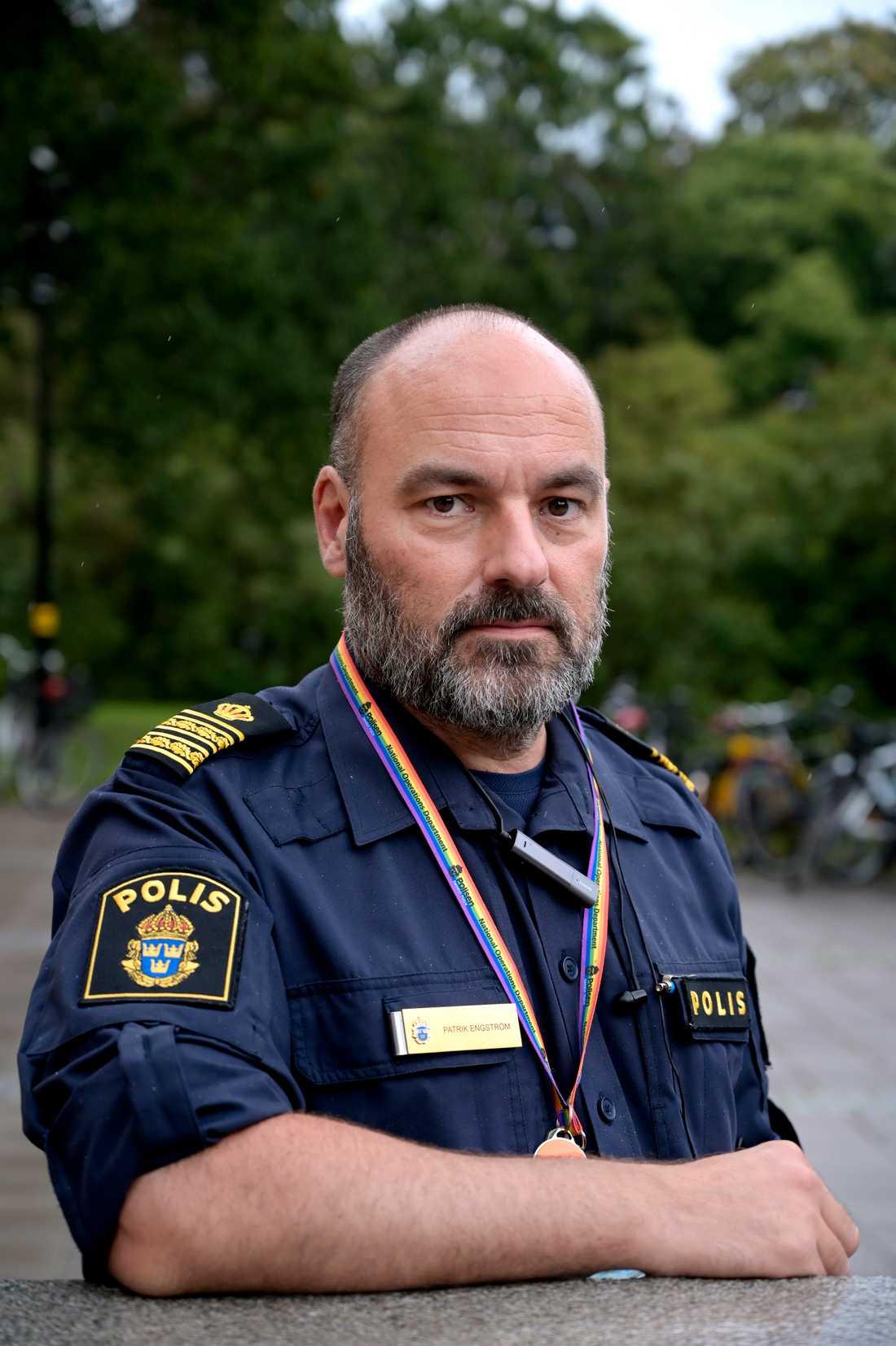 Gränspolischef Patrik Engström säger att det kommer ta fem år att åtgärda alla de problem i den svenska gränskontrollen som belystes i en EU-rapport från i vintras.