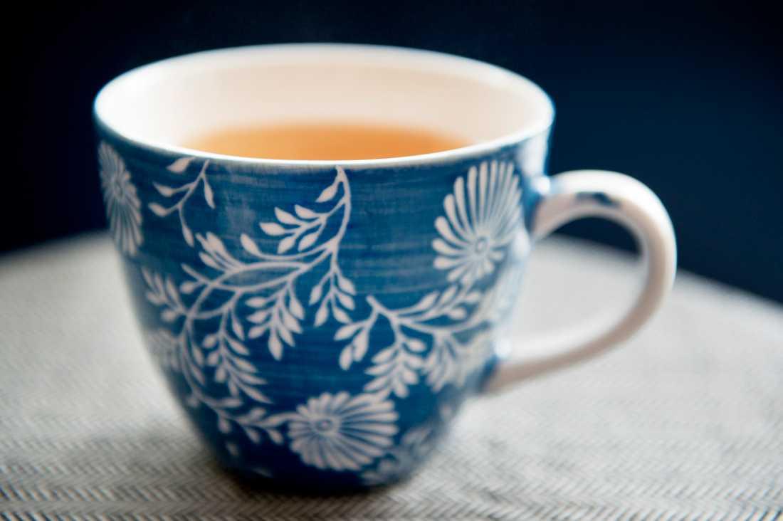 Teet ayahuasca innehåller en narkotikaklassad substans.