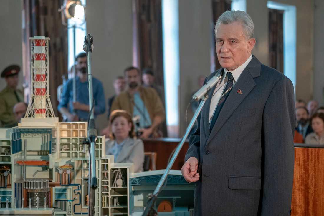 """Stellan Skarsgård i Emmynominerade """"Chernobyl""""."""